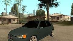 Peugeot 106 GTI Tuning для GTA San Andreas