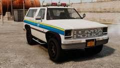 Полицейский Rancher ELS