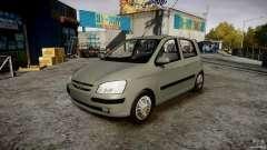 Hyundai Getz 2005 для GTA 4