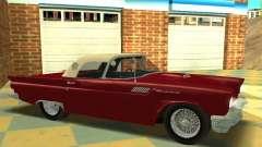 Ford Thunderbird 1957 для GTA San Andreas