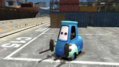 Guido из Cars Mater-National