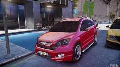 Honda CR-V Light Tuning для GTA 4