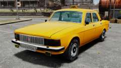 ГАЗ-3102 такси