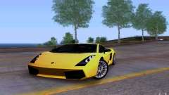 Lamborghini Gallardo Superleggera олива для GTA San Andreas