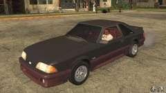 Ford Mustang GT 5.0 1993 для GTA San Andreas