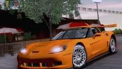 Chevrolet Corvette C6 Z06R GT3 v1.0.1 для GTA San Andreas