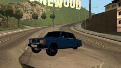 ВАЗ 2107 Baku для GTA San Andreas