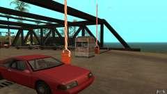 Таможня V1.0 для GTA San Andreas