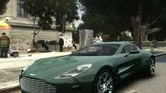 Aston Martin One 77 2012