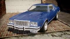 Ford Gran Torino 1975 для GTA 4