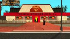 Покупка пиццерии для GTA San Andreas