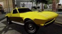 Chevrolet Corvette 1967 для GTA San Andreas