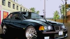 BMW M3 E36 New Wheels для GTA San Andreas