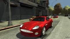 Aston Martin Vanquish S v2.0 с тонировкой