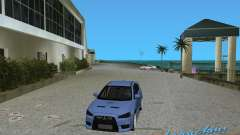 Mitsubishi Lancer Evo X для GTA Vice City