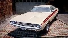 Dodge Challenger 1971 RT для GTA 4