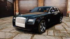Rolls-Royce Ghost 2012 для GTA 4