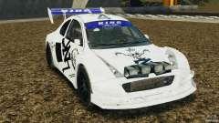 Colin McRae KING Rallycross хэтчбек 3 дв для GTA 4