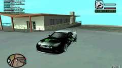 Mazda RX7 Drift для GTA San Andreas