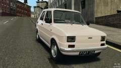 Fiat 126 Classic