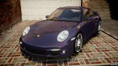Porsche 911 (997) Turbo v1.1 [EPM] купе для GTA 4