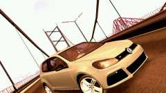 Volkswagen Golf R 2010 для GTA San Andreas