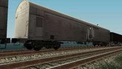 Рефрежираторный вагон Дессау №3