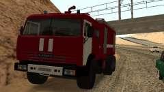 КамАЗ 53229 Пожарный