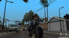 Крепкий Ездок для GTA San Andreas