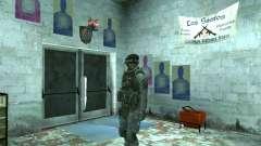 Скин пехотинца из CoD MW 2