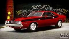 Dodge Challenger R/T Hemi 1970 v2.5 для GTA 4