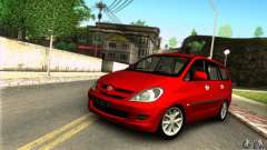 Toyota Kijang Innova 2.0 G для GTA San Andreas