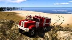 ЗИЛ 433474 Пожарный