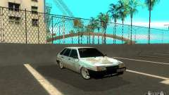 Ваз 2109 ак-47 для GTA San Andreas