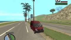 Mercedes-Benz 311 CDi для GTA San Andreas