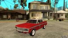 AMC Matador Taxi для GTA San Andreas