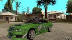 Nissan Silvia S14a JardinE Drift для GTA San Andreas