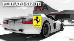 Ferrari 512 TR BBS для GTA 4