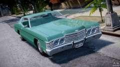 Mercury Monterey 2DR 1972