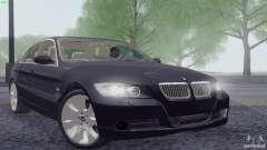 BMW 330i e90 для GTA San Andreas
