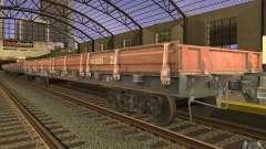 Вагон-платформа 44424539 для GTA San Andreas