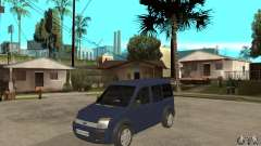Ford Transit Connect 2007 для GTA San Andreas