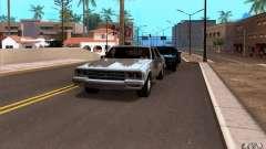 ENBSeries by HunterBoobs v1 для GTA San Andreas