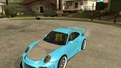 Porsche 911 Turbo Grip Tuning для GTA San Andreas