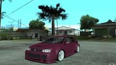 Volkswagen Golf GTI 4 Tuning для GTA San Andreas