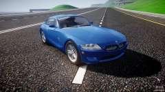 BMW Z4 Coupe v1.0 для GTA 4
