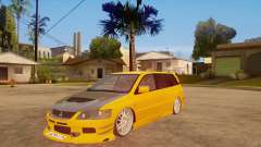 Mitsubishi Lancer Evolution IX Wagon MR Drift