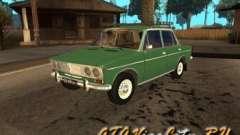 ВАЗ 2103 Оригинальный для GTA San Andreas
