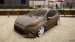 Ford Fiesta 2012 для GTA 4