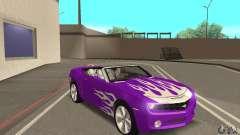 Chevrolet Camaro Concept 2007